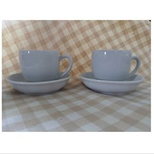 Other - Demitasse cup and saucer duo